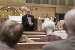 Charles Callahan conveys life lessons on music from his past teachers